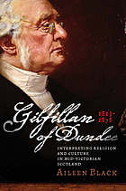 Gilfillan of Dundee, 1813-1878 : interpreting religion and culture in Mid-Victorian Scotland