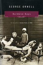 Burmese days : a novel