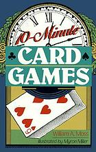 10-minute card games