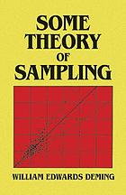 Some theory of sampling.