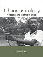 Ethnomusicology : a guide to research