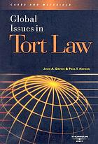 Global issues in tort law