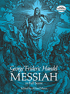 Messiah : in full score