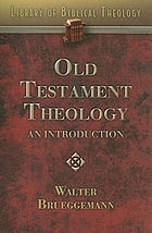 Old Testament theology : an introduction
