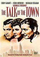 George Stevens' The talk of the town