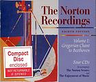 The Norton recordings.