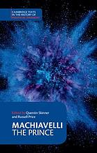 Machiavelli : the prince