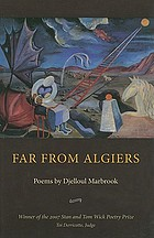 Far from Algiers : poems