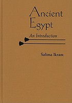 Ancient Egypt : an introduction