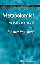 Metabolomics : methods and protocols