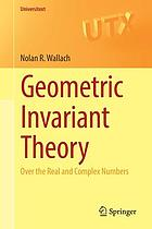 Geometric invariant theory : over the real and complex numbers