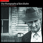 The photographs of Ben Shahn