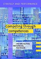 Competing through competences