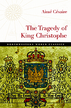 The tragedy of King Christophe : a play