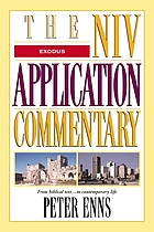 The NIV Application Commentary: Exodus.