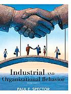Industrial and organizational psychology : research and practice