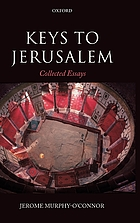 Keys to Jerusalem : collected essays
