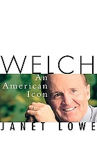 Welch : an American icon