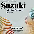 David Cerone performs Suzuki violin school. Volume 1