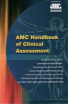 AMC handbook of clinical assessment.