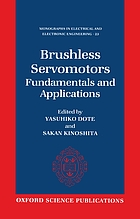 Brushless servomotors : fundamentals and applications