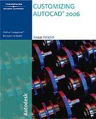 Customizing AutoCAD 2006