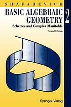 Basic algebraic geometry