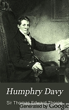 Humphry Davy, poet and philosopher,