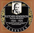 Fletcher Henderson and his orchestra, 1924-1925.