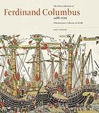 The print collection of Ferdinand Columbus. Vol. 1 : 1488-1539 : a renaissance collector in Seville