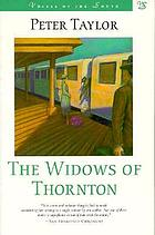 The widows of Thornton.