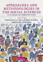Approaches and methodologies in the social sciences : a pluralist perspective