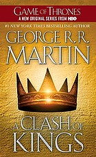 A clash of kings : book four of A song of ice and fire