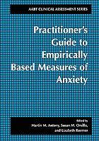 Practitioner's Guide to Empirically Based Measures of Anxiety cover image
