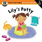 Lily's potty : a first lift-the-flap book