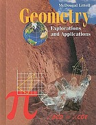 Geometry : explorations and applications