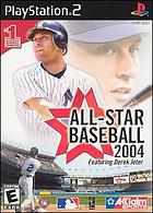 All-star baseball 2004 : featuring Derek Jeter.