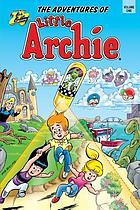 Archie classics. The adventures of Little Archie. Volume 1