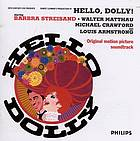 Hello, Dolly! : original motion picture soundtrack album