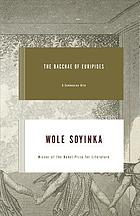 The Bacchae of Euripides: a communion rite,