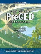 Complete preGED preparation