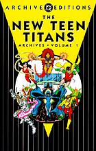 The new Teen Titans archives. volume 1.