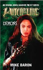 Witchblade : demons