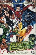 Justice League of America. Team history
