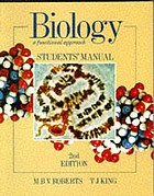 Biology : a functional approach
