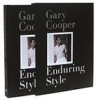 Gary Cooper : enduring style