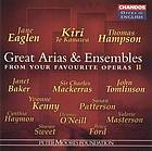 Great arias & ensembles from your favourite operas. II
