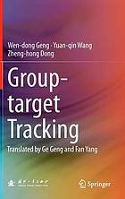 Group-target Tracking.