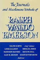 The journals and miscellaneous notebooks of Ralph Waldo Emerson. 5 : 1835-1838