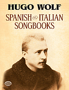 Spanish and Italian songbooks